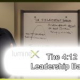 The 4:12 Leadership Barrier – Whiteboard Wednesday Season 4: Episode 10