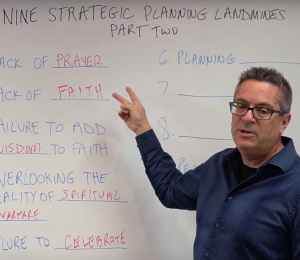 Nine Strategic Planning Landmines, Part 2