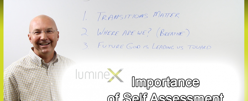 Importance of Self-Assessment – Whiteboard Wednesday season 4: episode 3