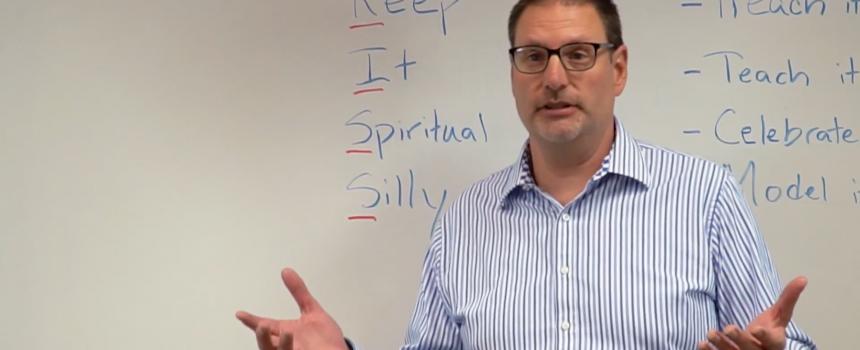 Stewardship and Spirituality